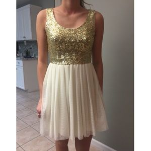 Semi formal dress